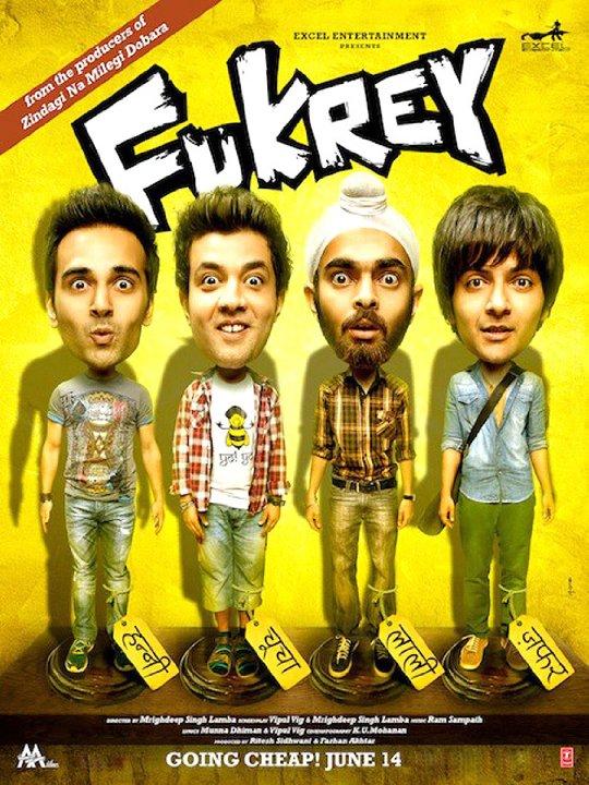 fukrey 2013 full movie download